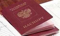 Програмку для наполнения загран паспорта