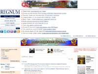 Regnum.ru: информационное агенство
