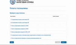 Фото: Заполнение платежного документа на перечисление налогов, сборов и иных платежей в бюджетную систему Российской Федерации.