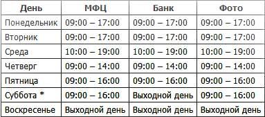 График-работы-МФЦ-иваново