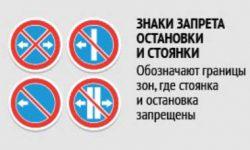 дорожные знаки 2018