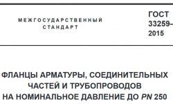 ГОСТ 33259-2015