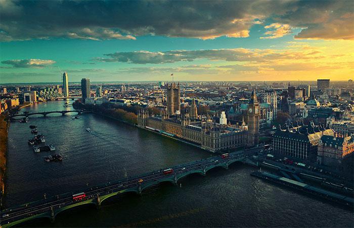 элитные районы Лондона